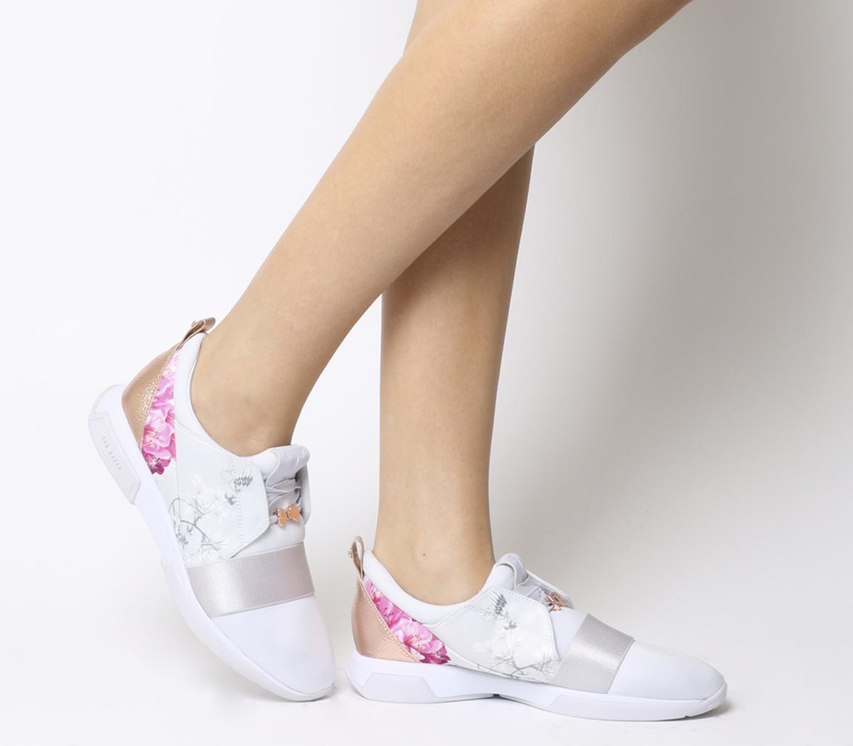 Ted Baker Cepap 2 Trainers Babyon Grey
