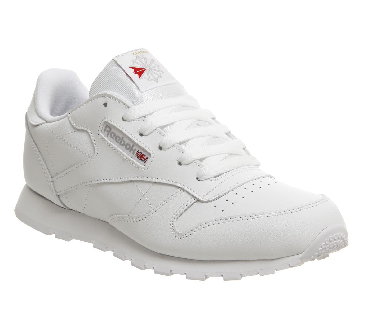 Classic Leather GS Trainers