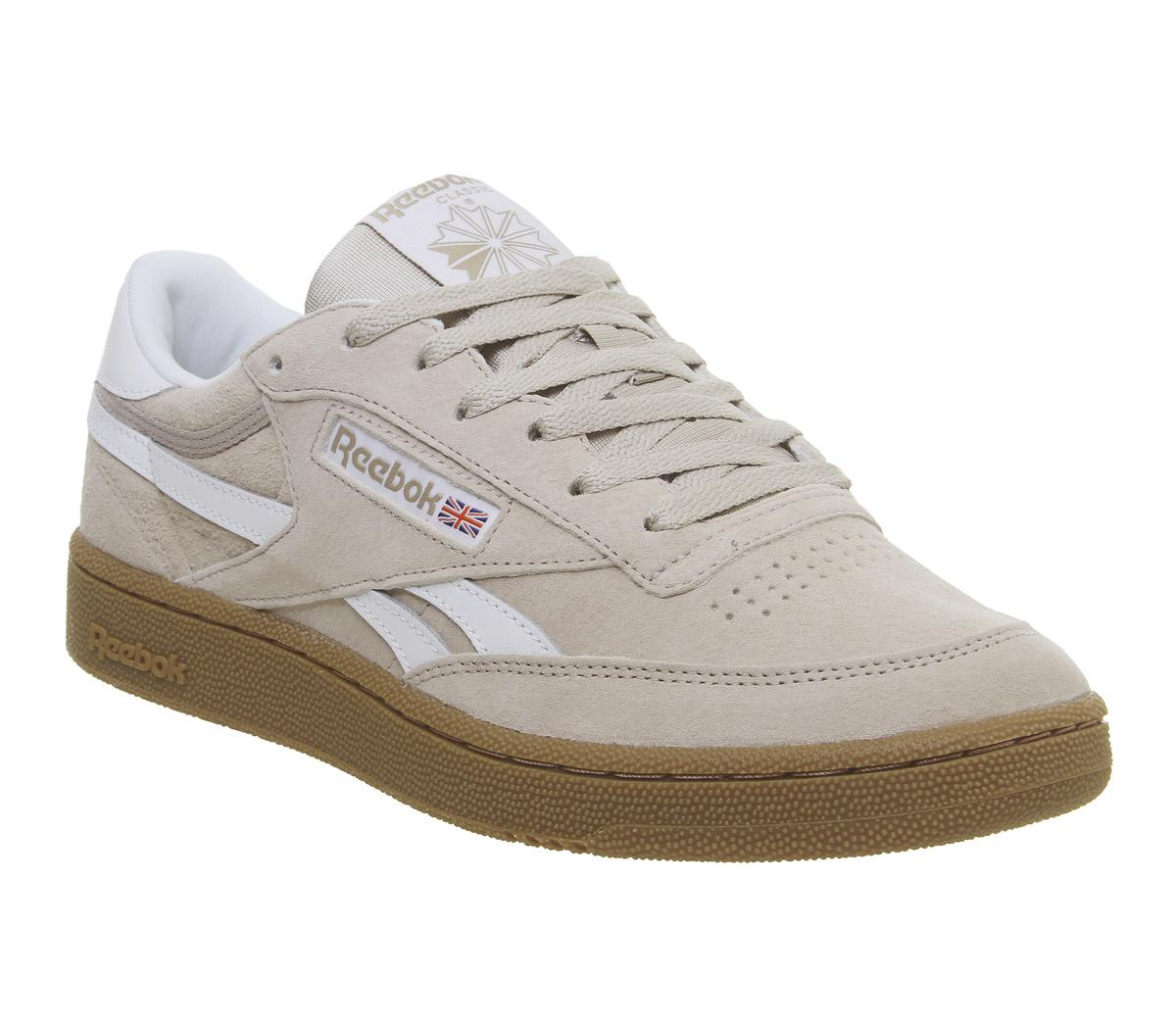 buy \u003e reebok beige trainers, Up to 64% OFF
