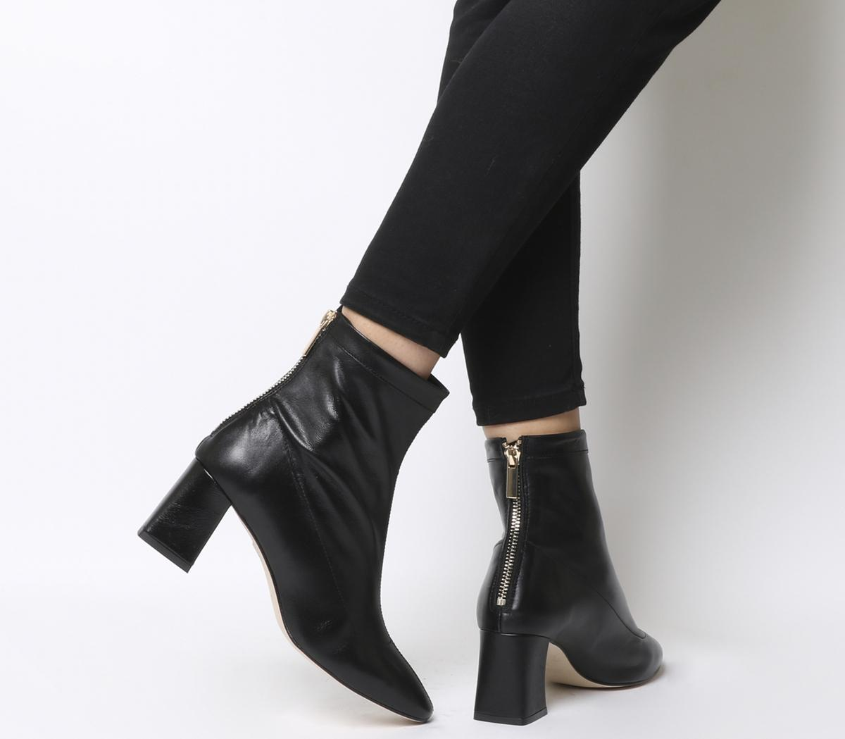 All Day Block Heel Boots