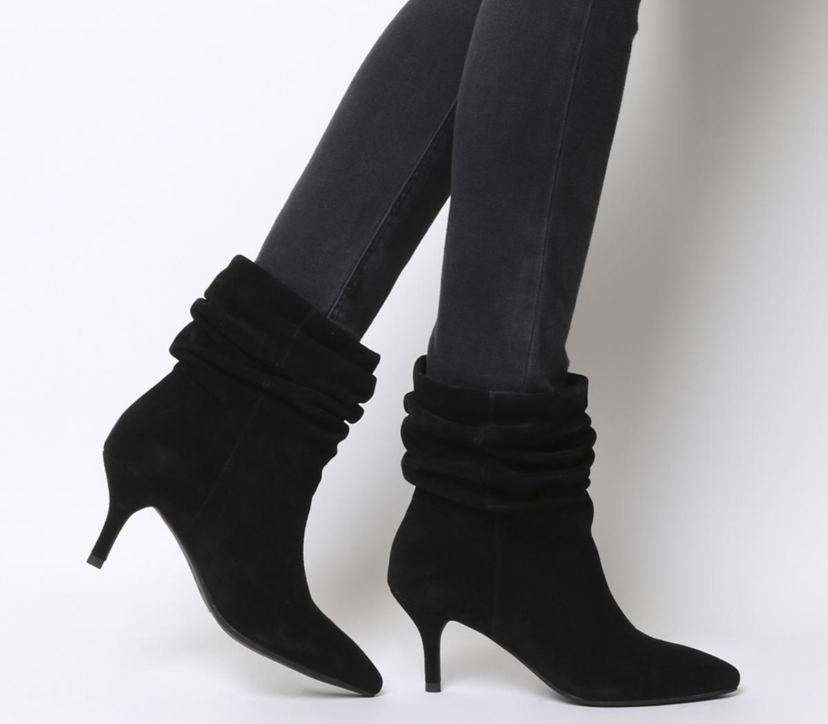 Agnete Slouchy Boots