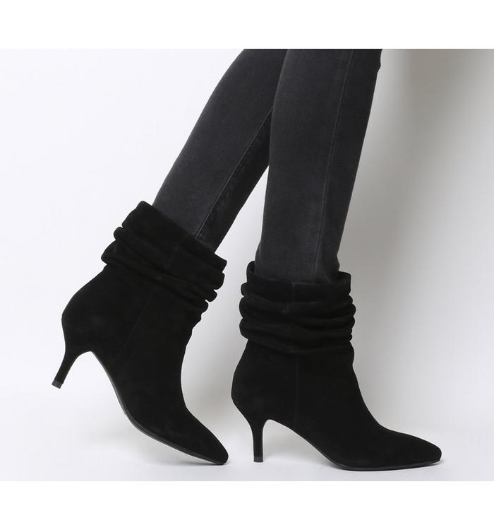 Shoe the Bear Shoe the Bear Agnete Slouchy BLACK