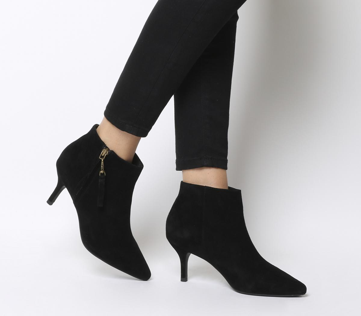 Agnete Gold Boots