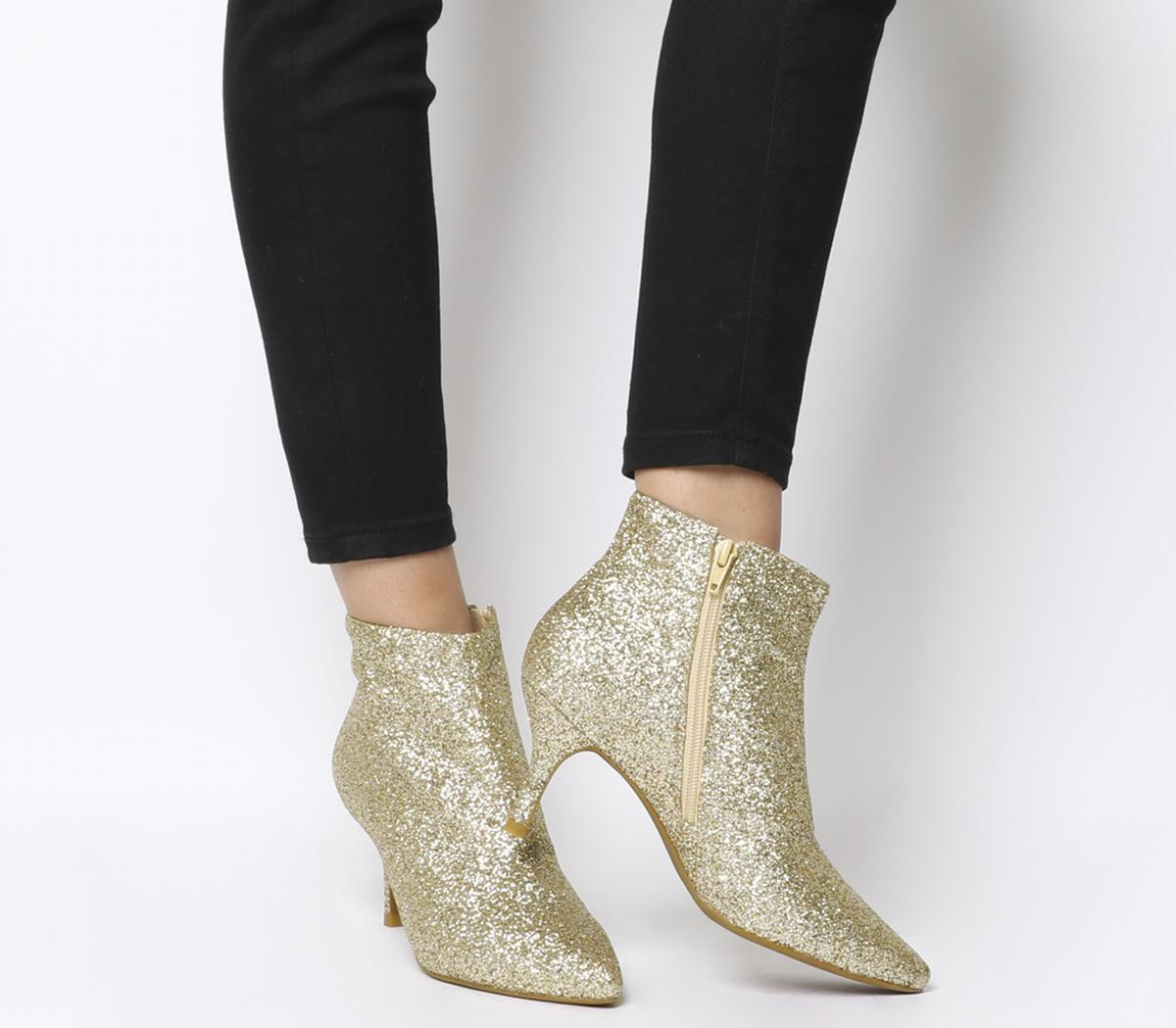 Abby Ankle Boots