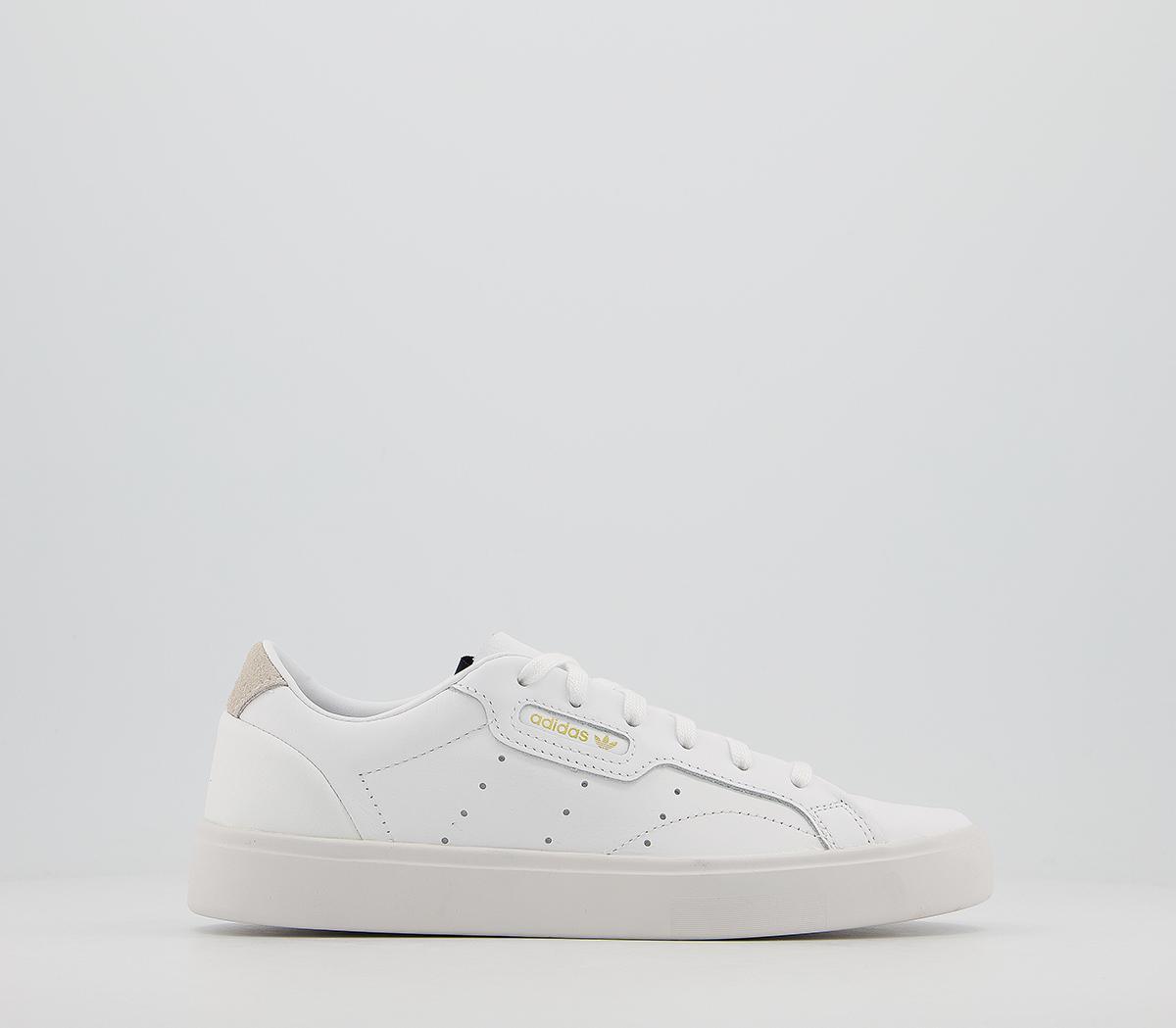 adidas trainers white