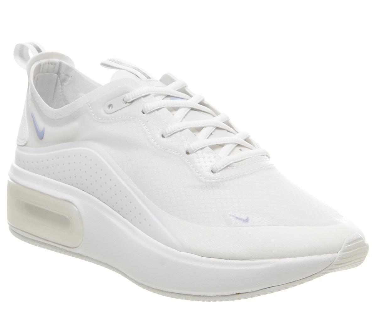 precio de descuento Venta caliente 2019 venta de tienda outlet Nike Air Max Dia Trainers Summit White Black Summit White F - Hers ...