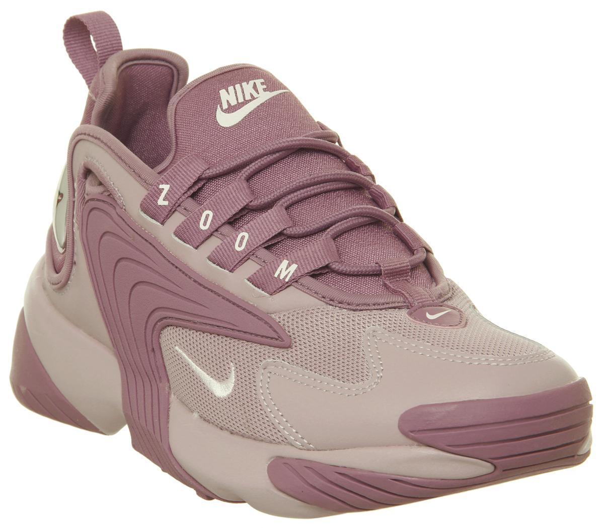 Nike Zoom 2K Trainers Plum Dust Pale