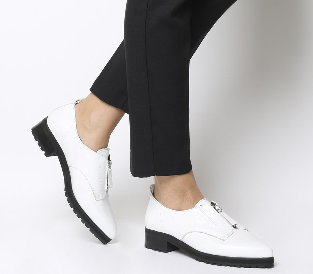 Foster Zip Front Cleated Shoes