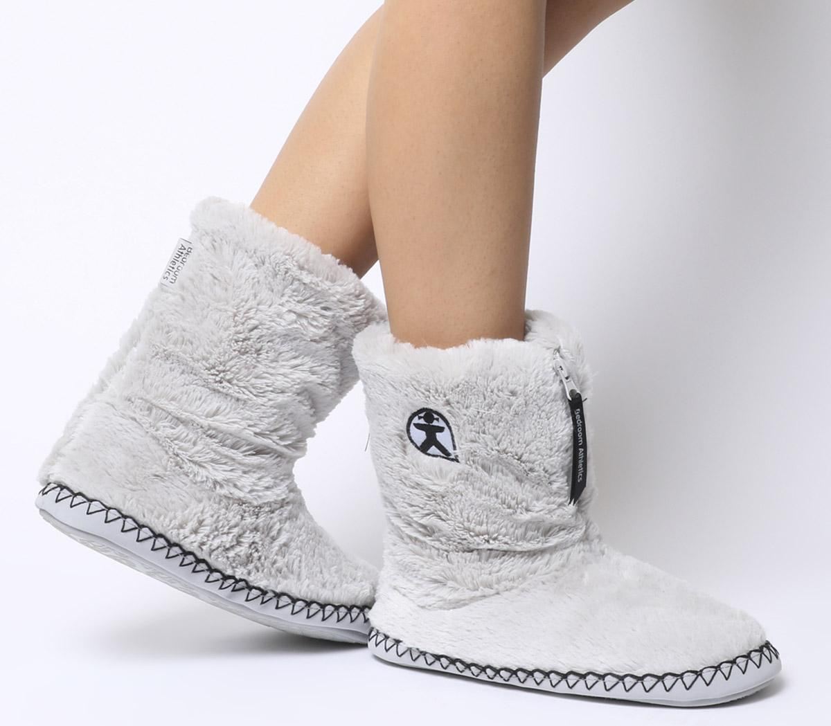 Marilyn Short Faux Fur Boots
