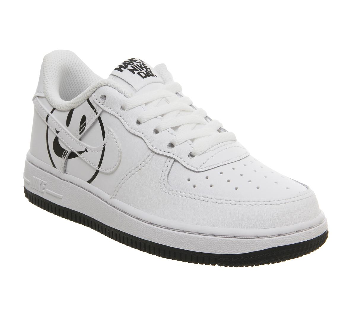 Nike Air Force 1 Lv8 Ps Trainers White