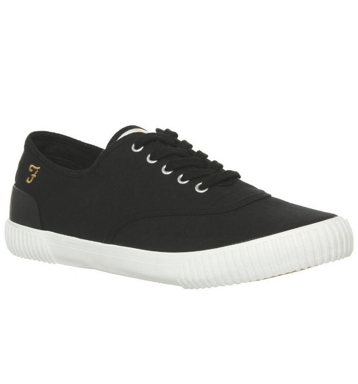 Farah Farah Blink Sneaker BLACK CANVAS