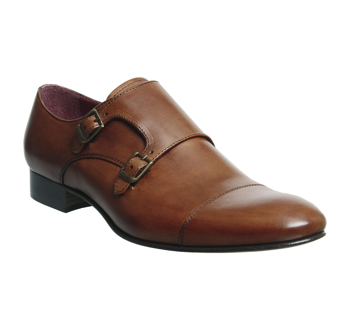 Italiano Double Monk Shoes