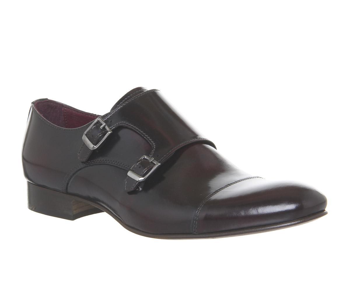 Italiano Double Monk Shoes