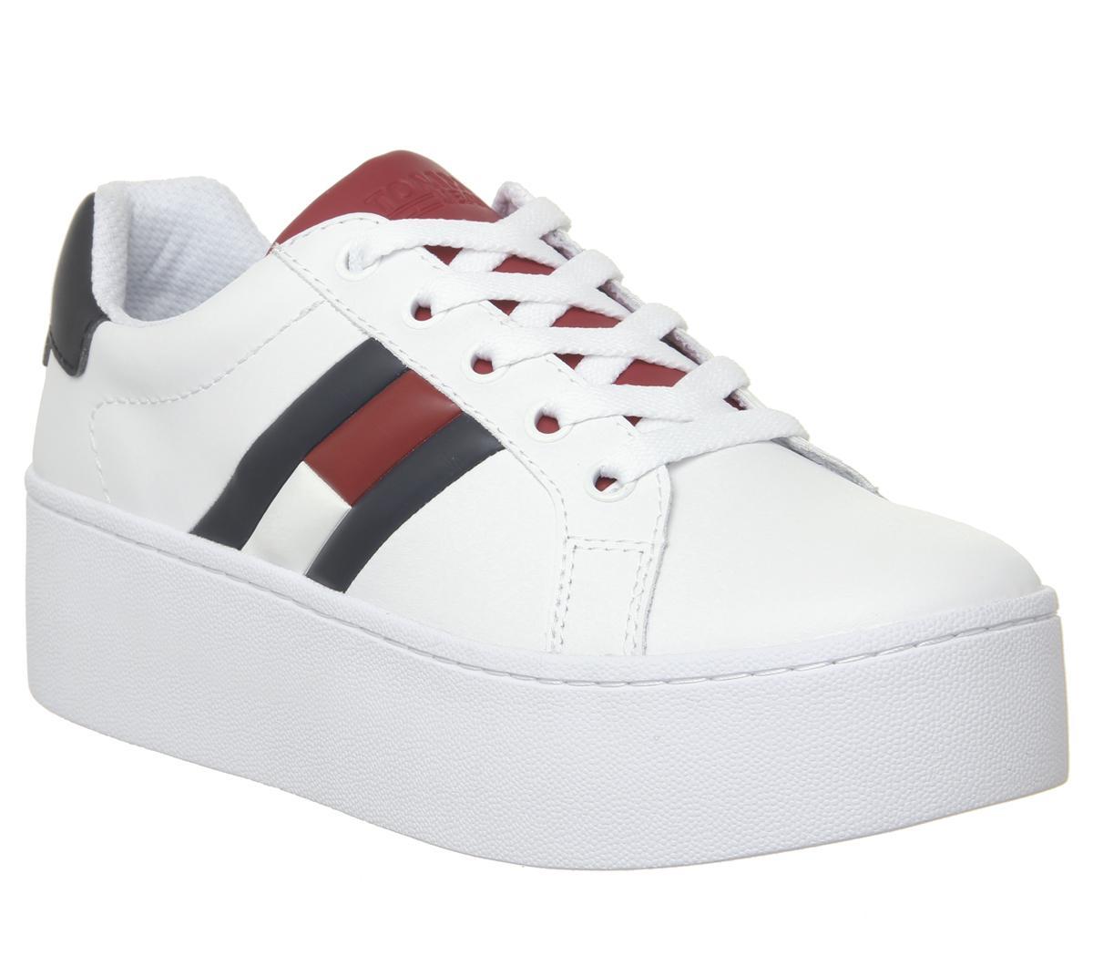 Tommy Hilfiger Flag Sneaker Platform
