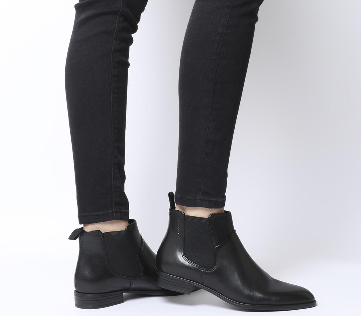 Frances Sister Chelsea Boots | Womens ankle boots, Black
