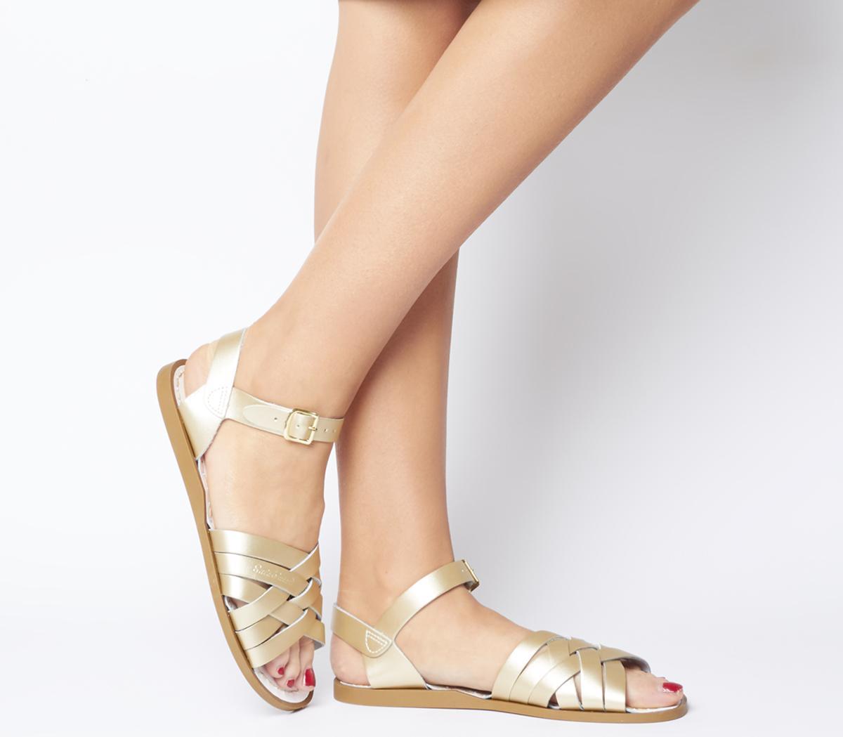 Retro Sandals