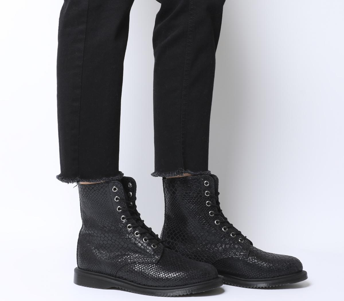 Elsham 8 Eye Boots