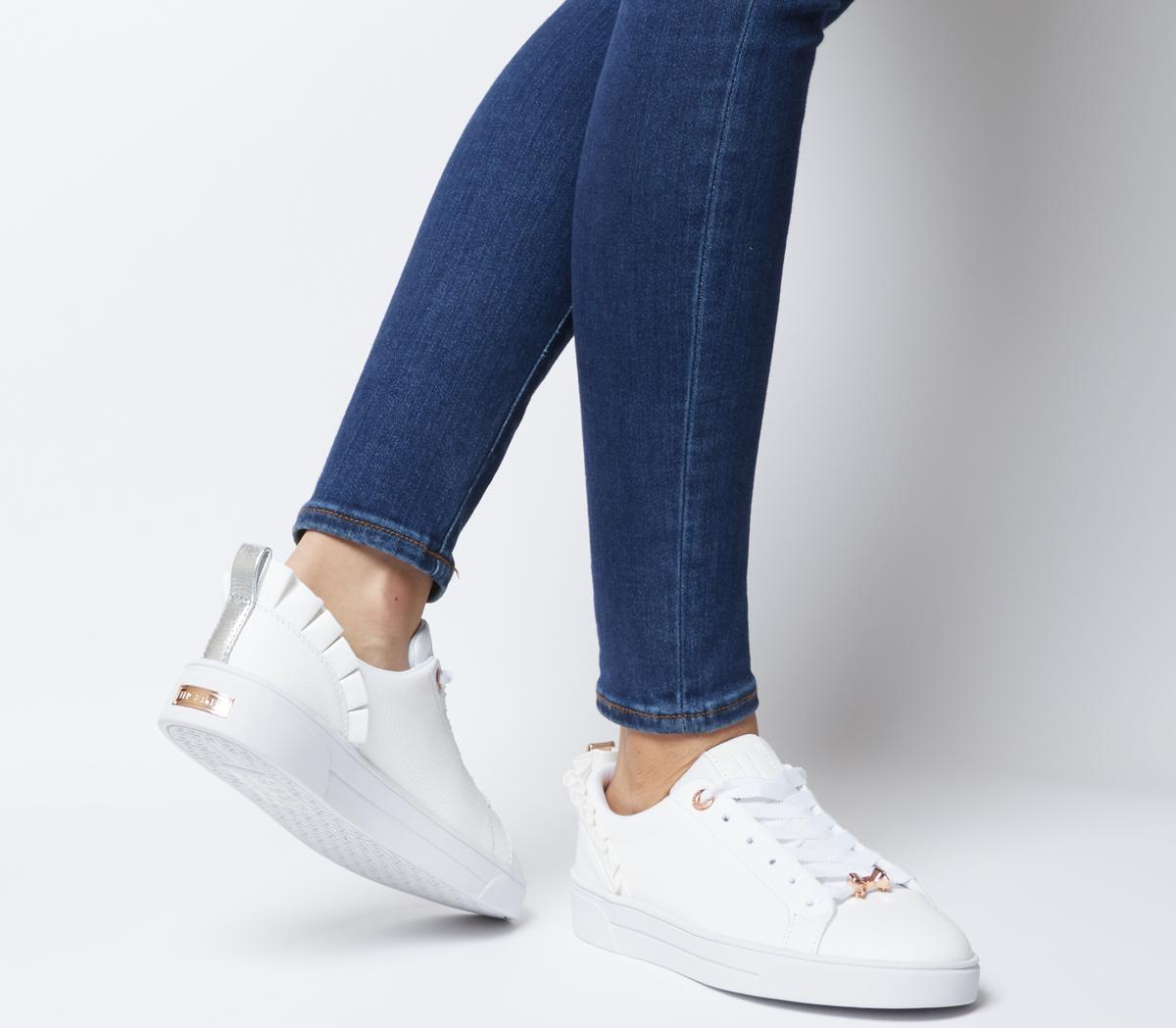 Ted Baker Astrina Sneakers White
