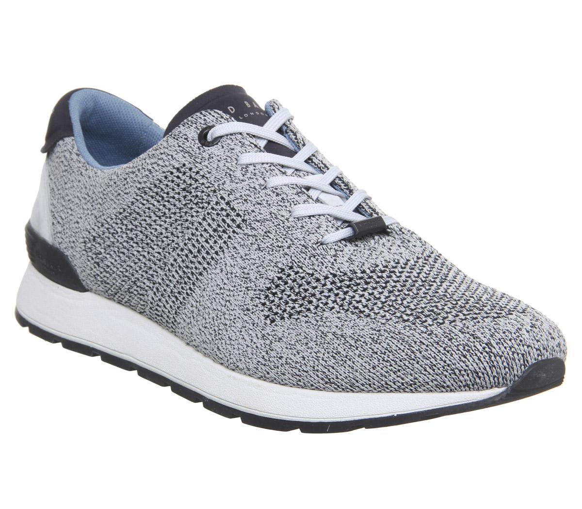 Ted Baker Hillron Sneaker Dark Grey