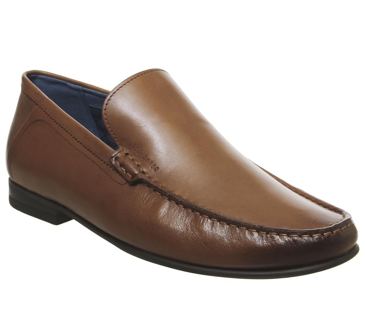 Ted Baker Lassil Loafers Tan - Smart