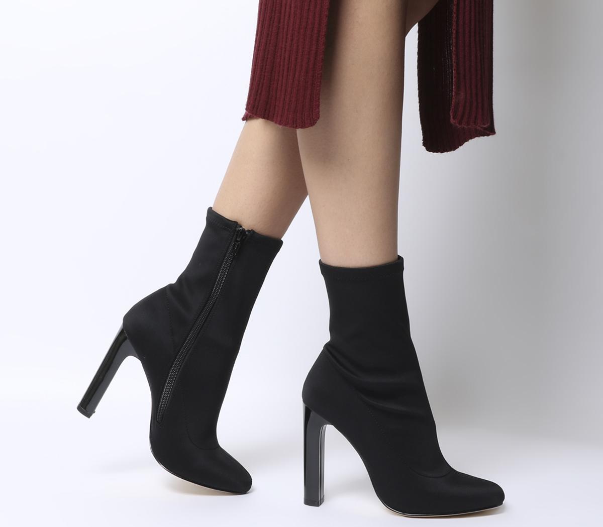 Azul Sock Boots