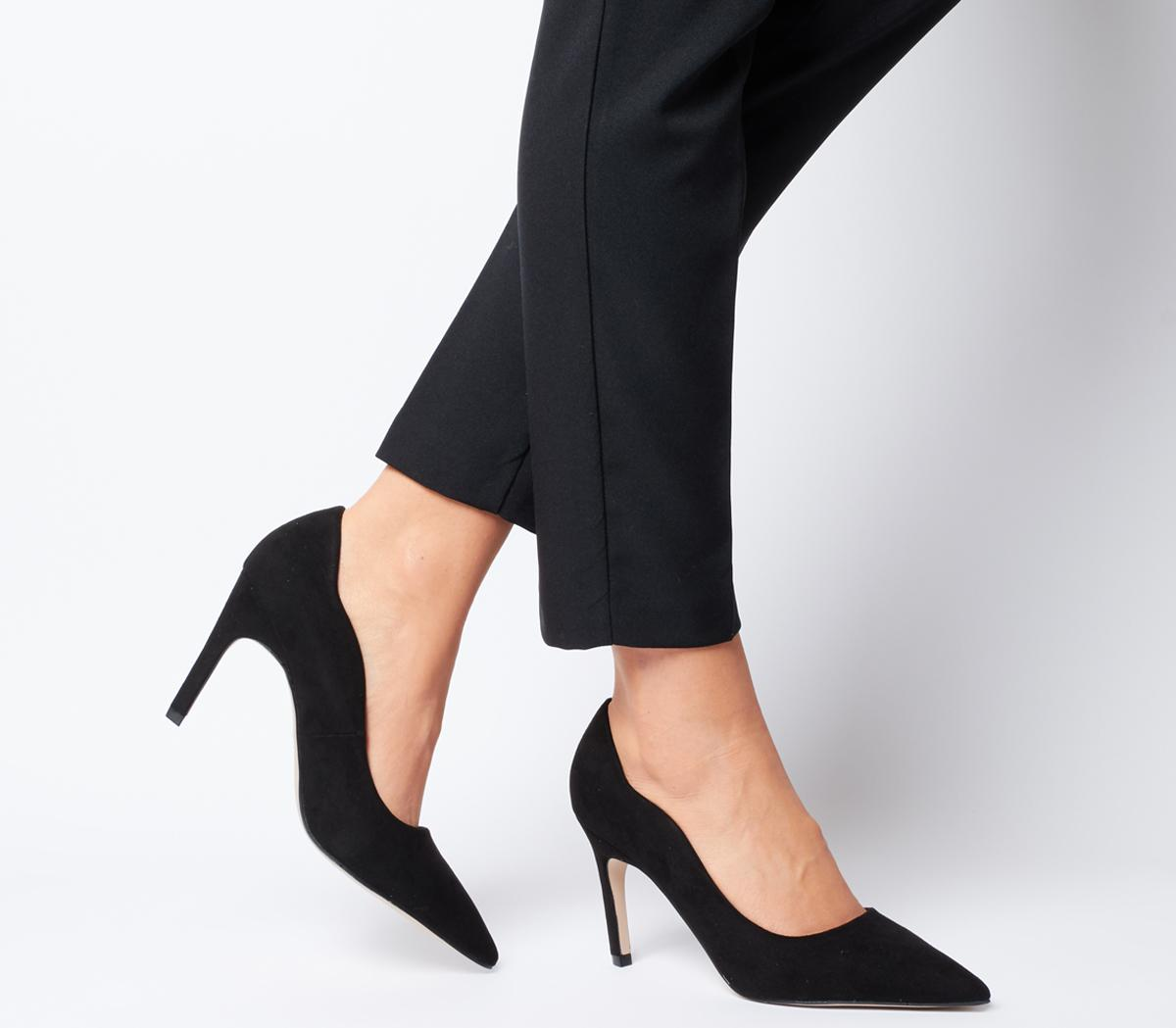 Magnificent Pointed Court Heels
