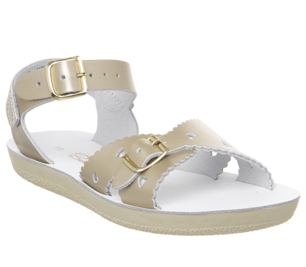 Sweetheart Sandals