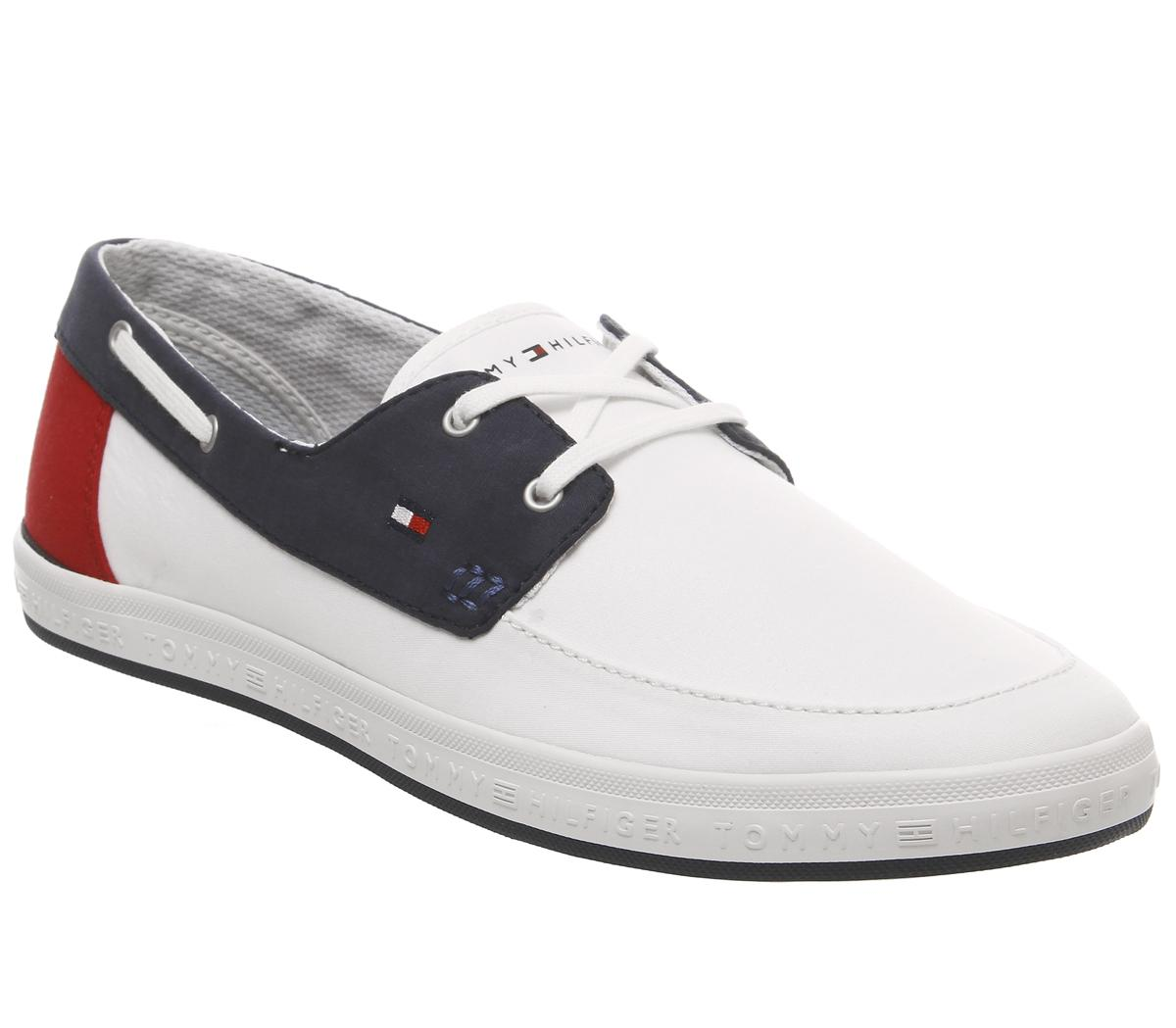 Tommy Hilfiger Howell Shoes Red White