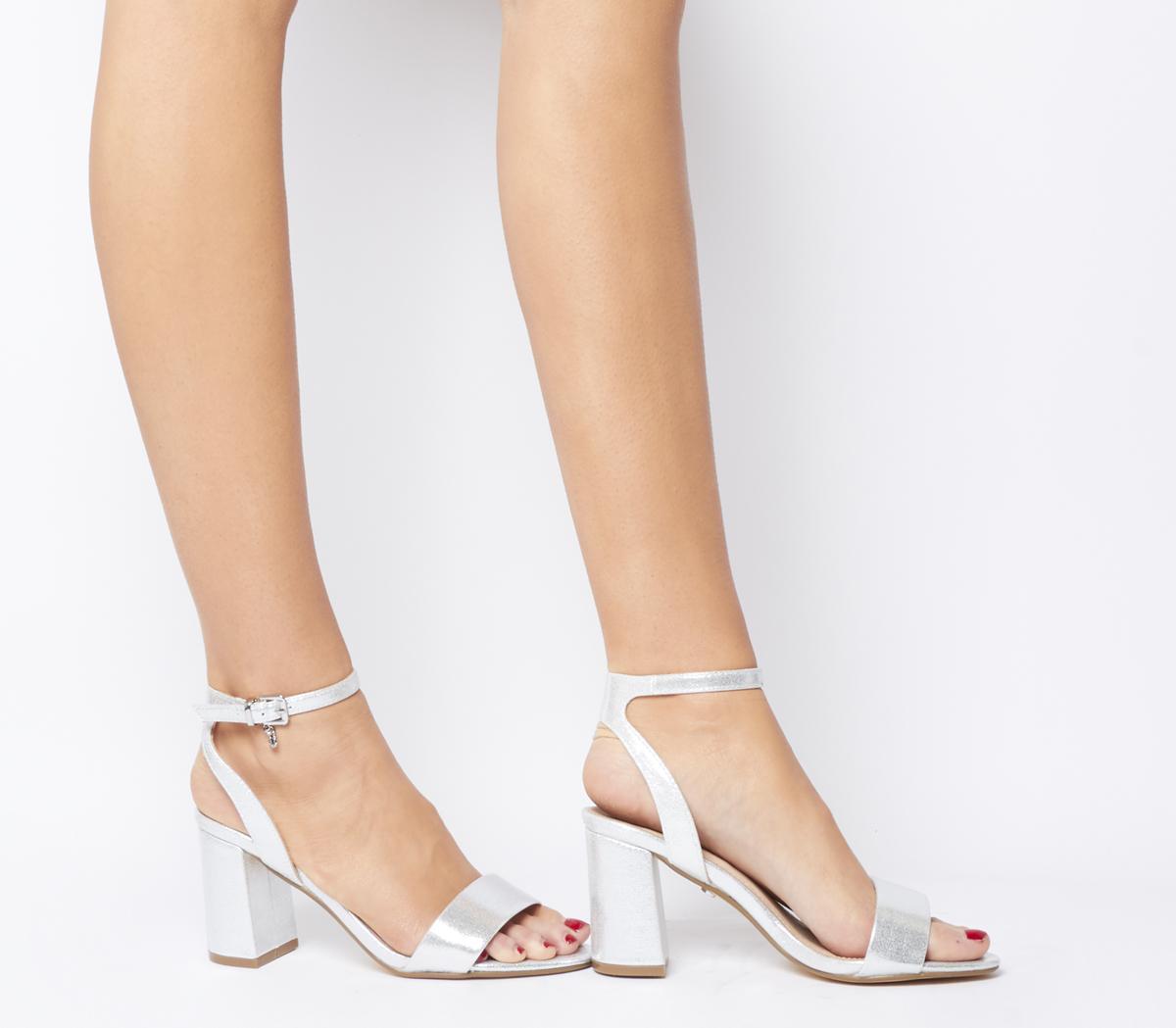 Marigold Strappy Heels