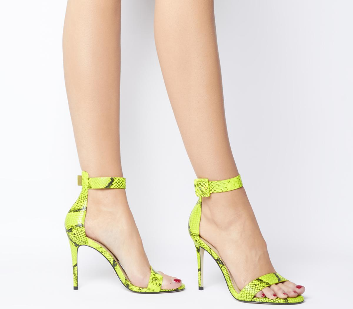 Heart Two Part Sandals