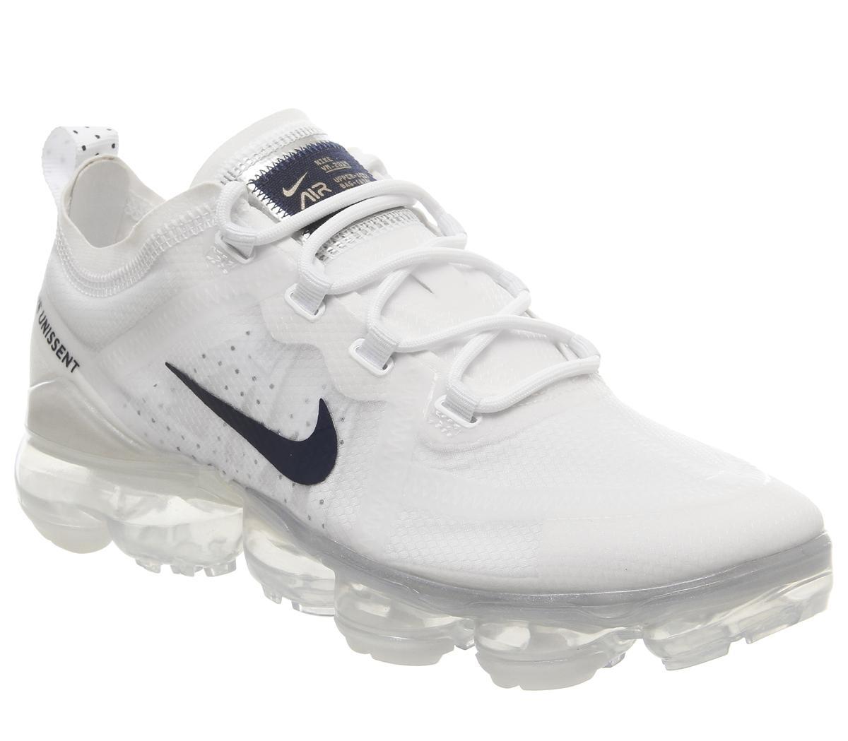 Nike Air Vapormax 2019 Trainers White  fDaEx7