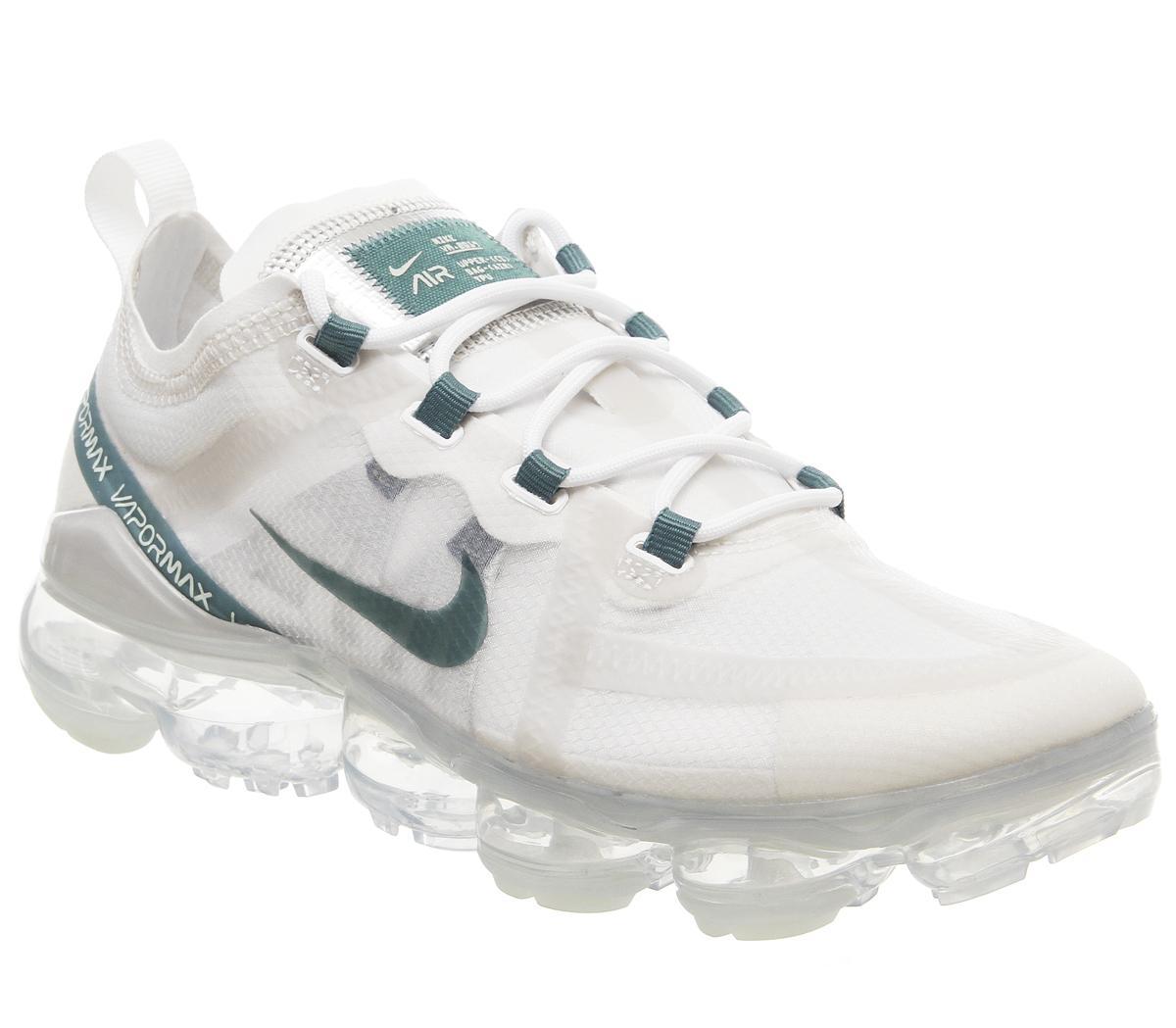 Nike Air Vapormax 2019 White Mineral
