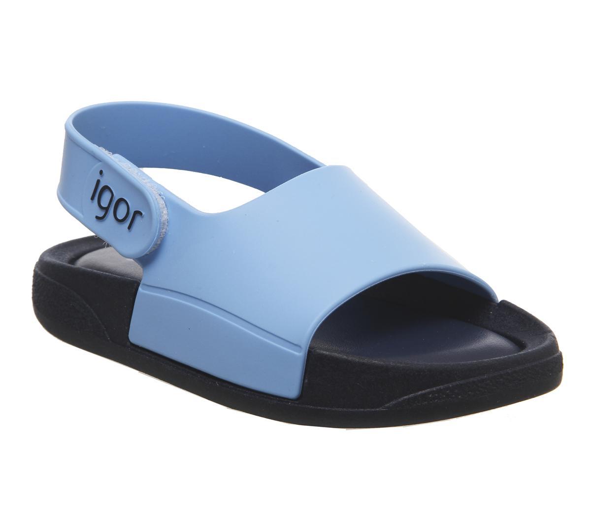 Baby Bicolor Sandals