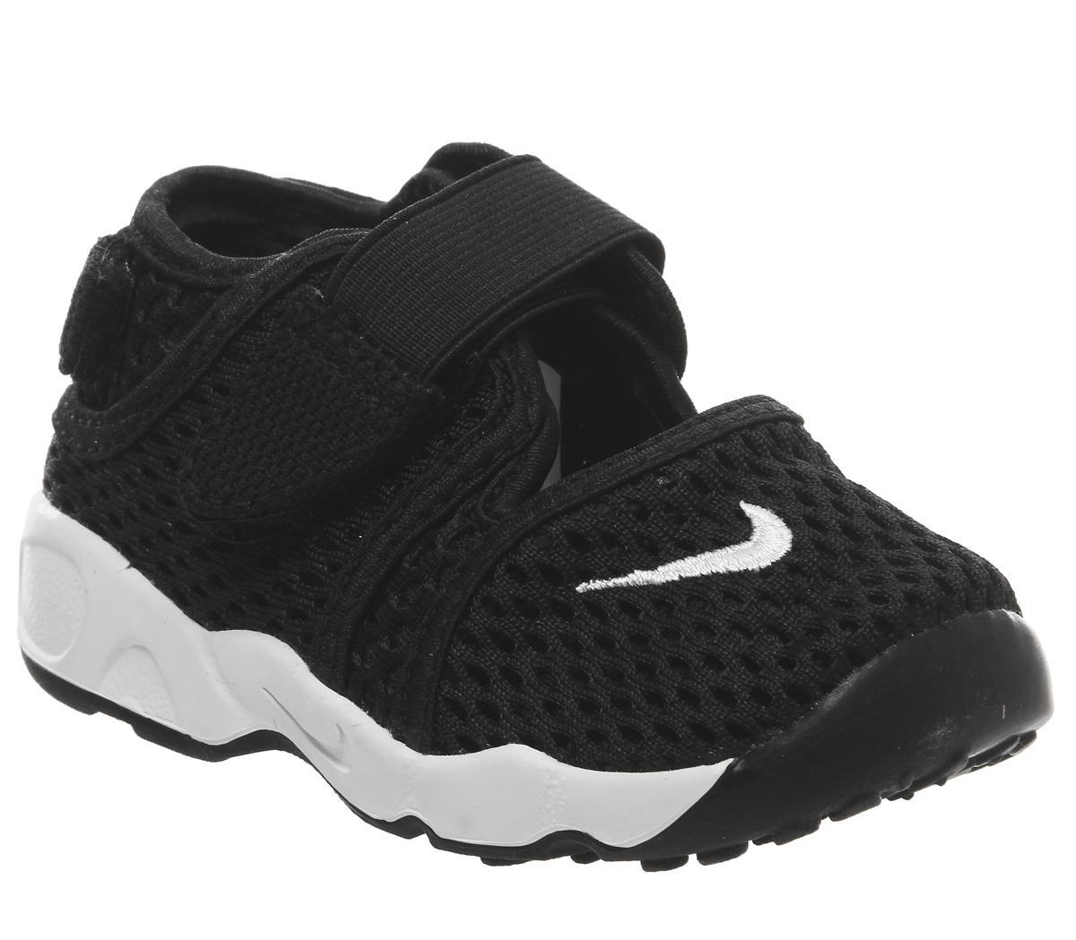 Nike Rift Infant Trainers Black White