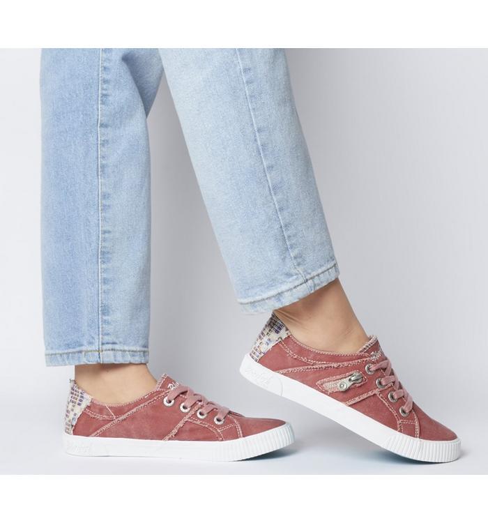 Blowfish Blowfish Malibu Fruit Sneaker ROSE CLAY