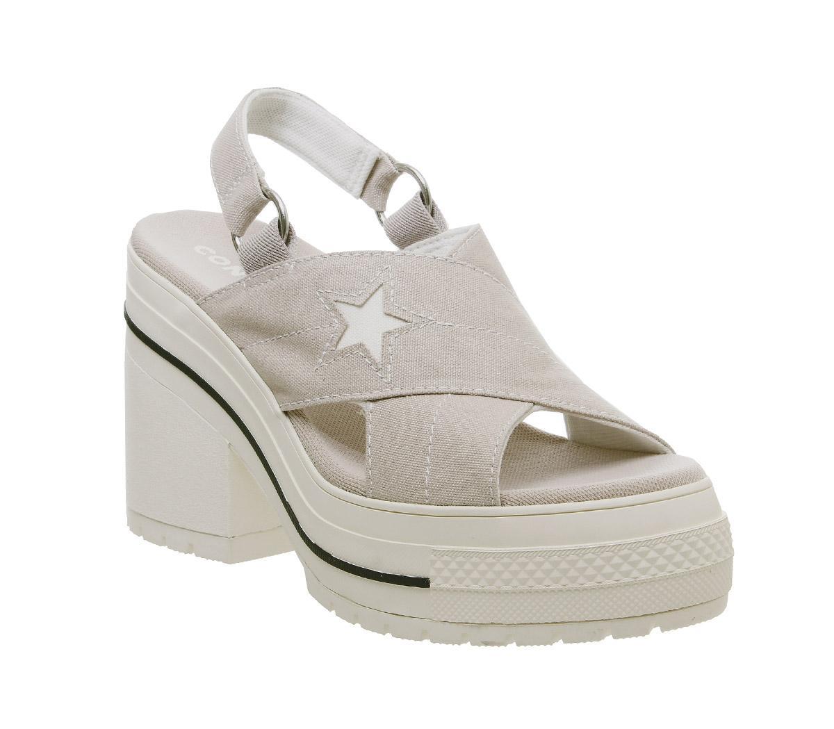 Damen Sandalen Converse ONE STAR High heeled sandal