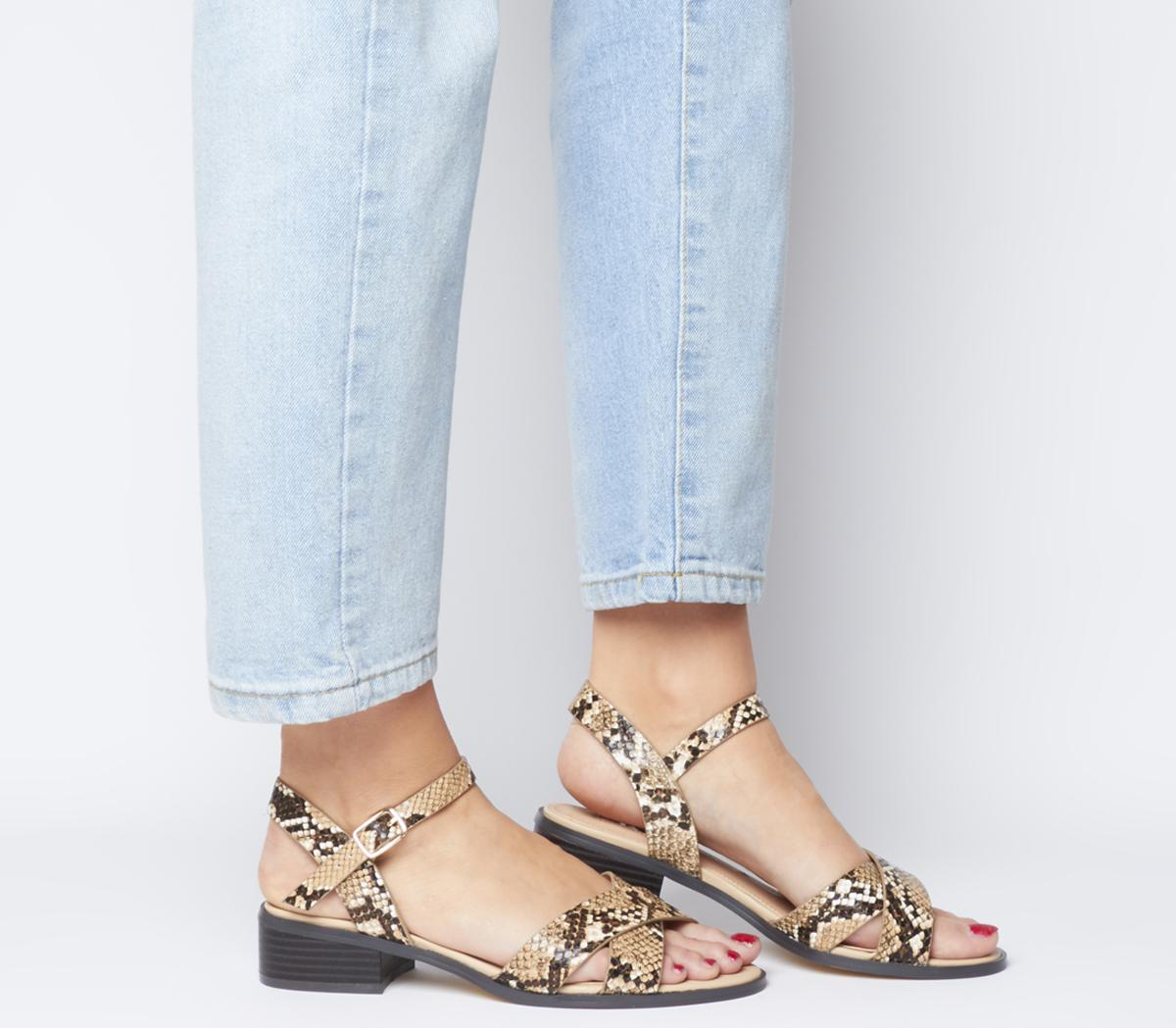 Measure Casual Mid Sandals