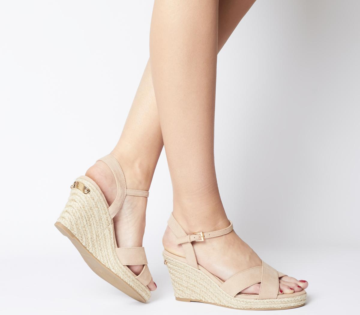 Motional Espadrille Wedges