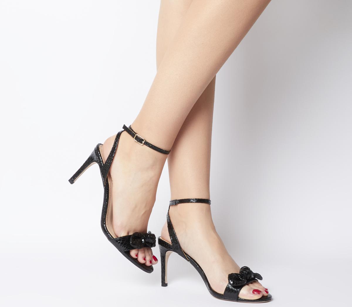 Mallory Bow Heels