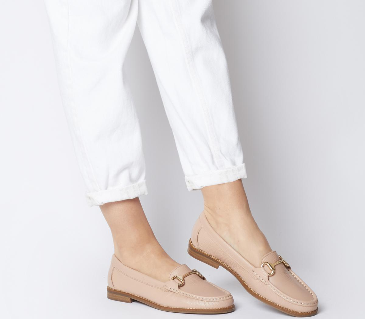 First Class Trim Loafers