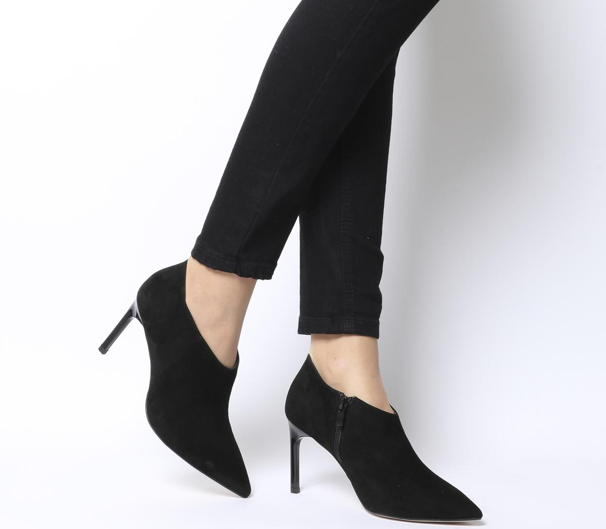 Mairead Sleek Heel Shoeboots