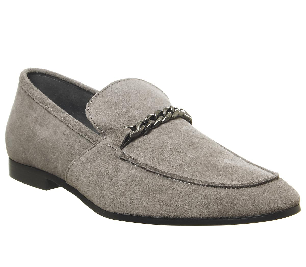 Lion Chain Loafers