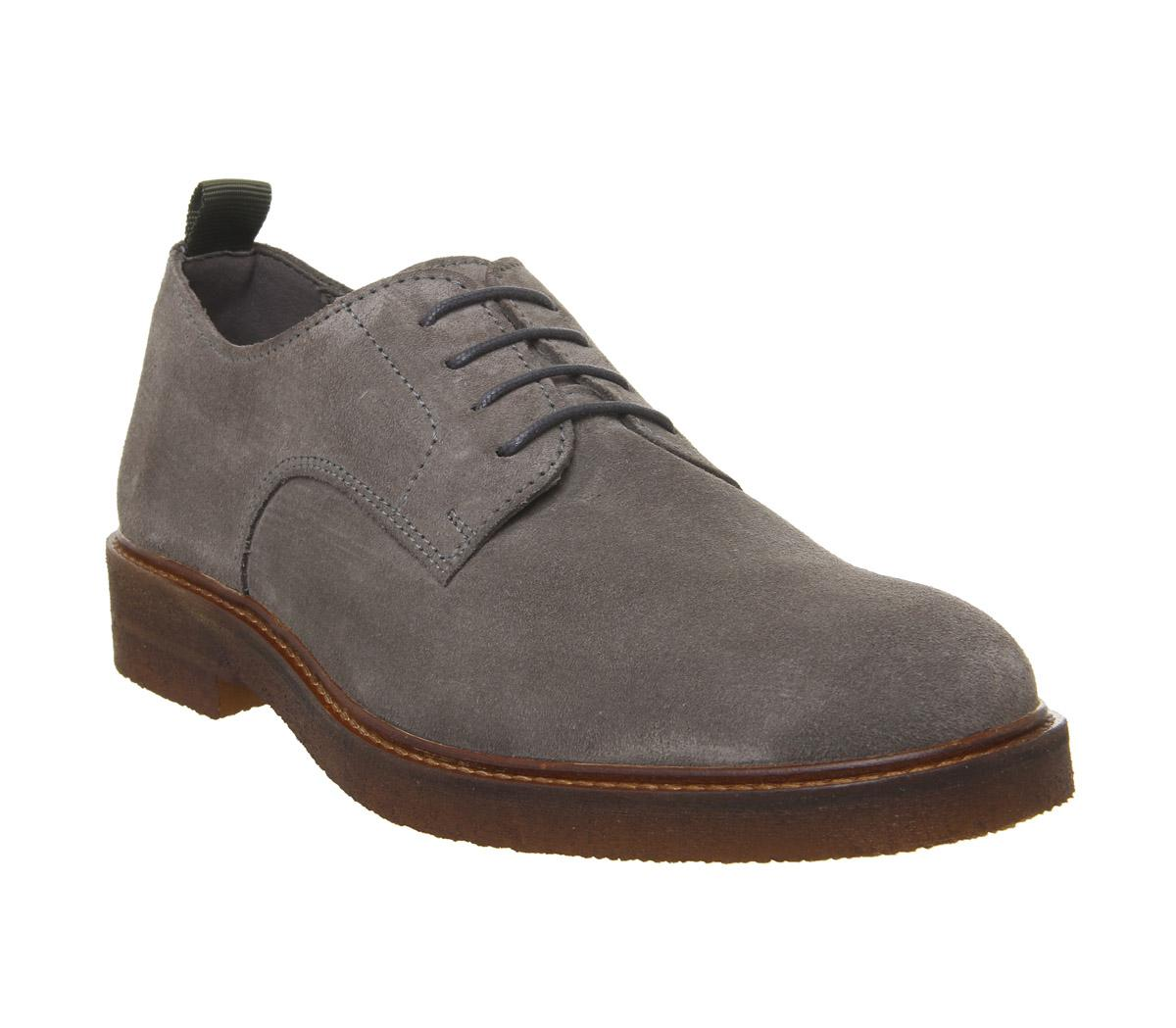 Locked Derby Shoes