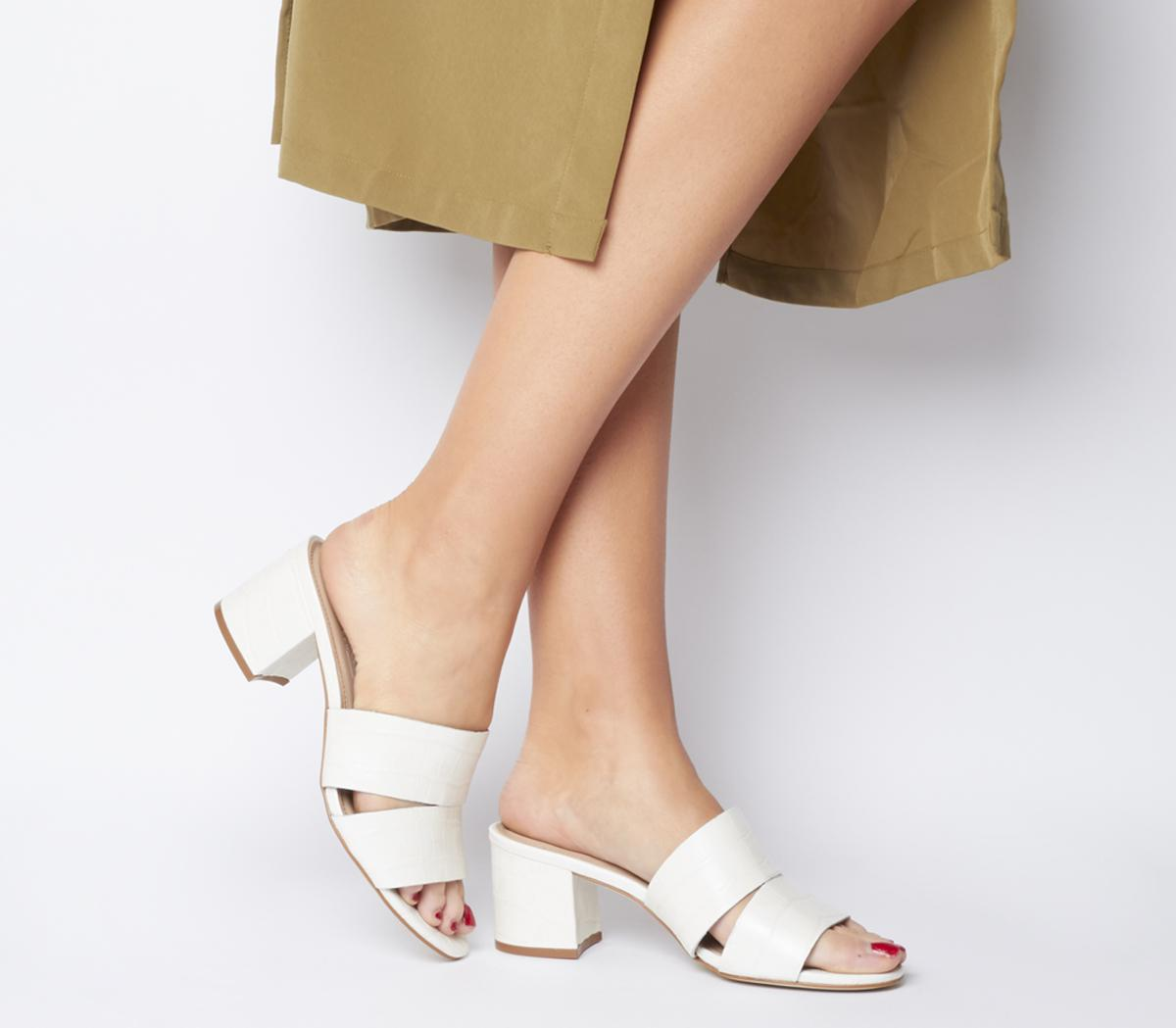 Malena Cut Out Mules