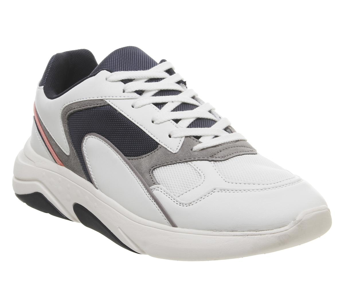 Luge Chunky Trainers