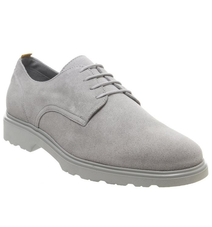 Ask the Missus Ask the Missus Lightweight Derby GREY SUEDE