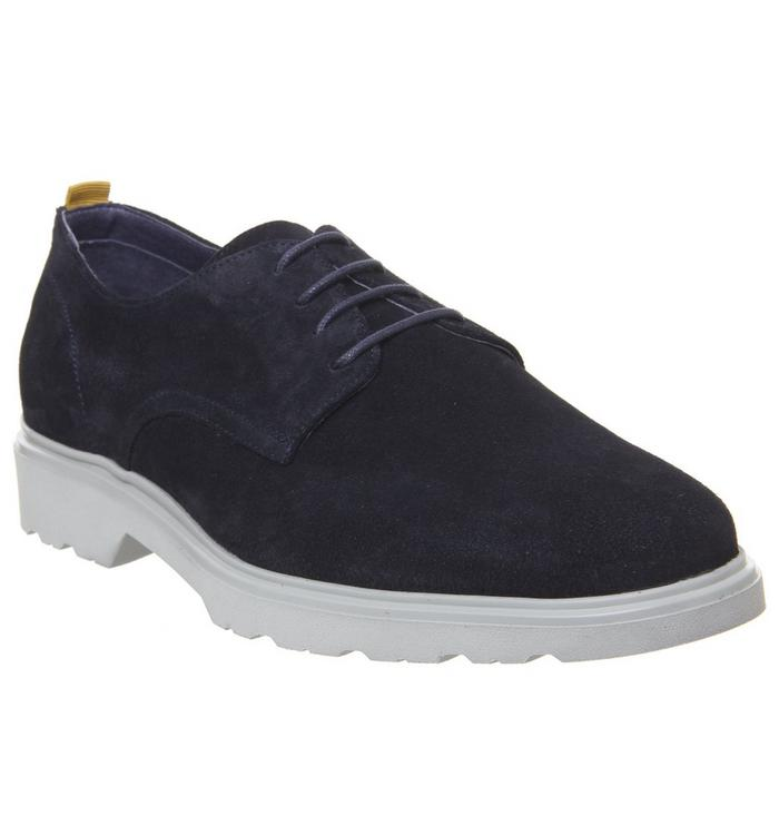 Ask the Missus Ask the Missus Lightweight Derby NAVY SUEDE