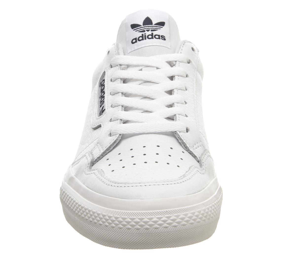 Adidas Continental Vulc Footwear WhiteCollegiate Navy 90 €70