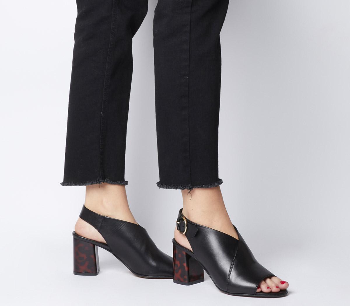 Madora Feature Heel Shoe Boots