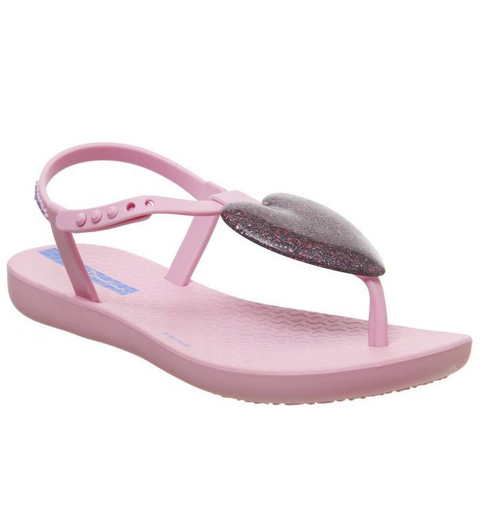 Ipanema Ipanema Love Sandal Heart BABY PINK